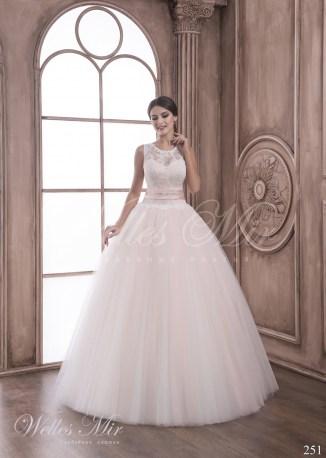 Свадебные платья Tenderness 251-1