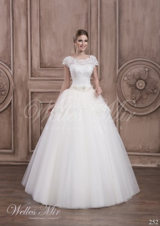 Свадебные платья Tenderness 252-1