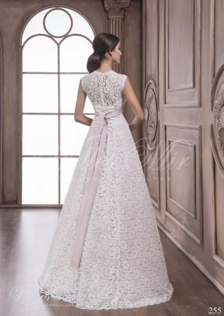 Cвадебное платье А силуэт-3