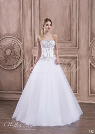Свадебные платья Tenderness 258-1