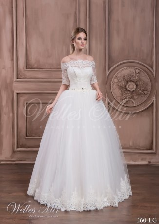 Свадебные платья Tenderness 260-LG-1
