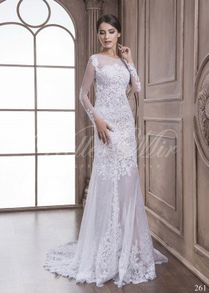 Wedding dresses 261