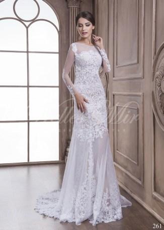 Свадебные платья Tenderness 261-1