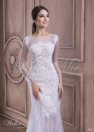 Свадебные платья Tenderness 261-2