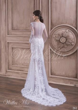 Свадебные платья Tenderness 261-3