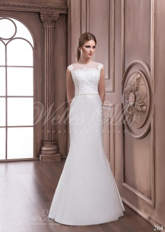 Свадебные платья Tenderness 264-1