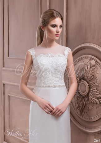 Свадебные платья Tenderness 264-2