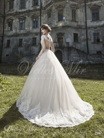 Ball wedding gown-3