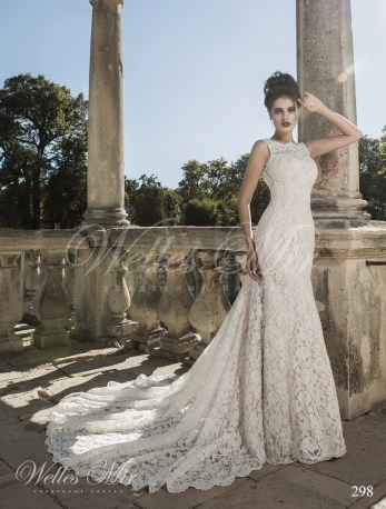 Свадебные платья Exquisite Collection 298-1
