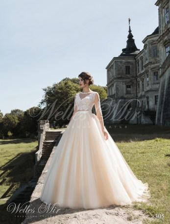 Свадебные платья Exquisite Collection 305-1