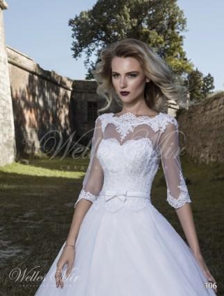 Свадебные платья Exquisite Collection 306-2