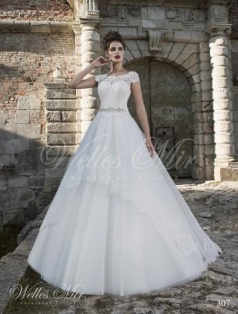 Свадебные платья Exquisite Collection 307-1