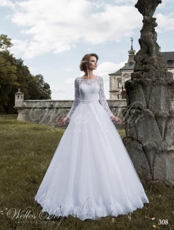 Свадебные платья Exquisite Collection 308-1