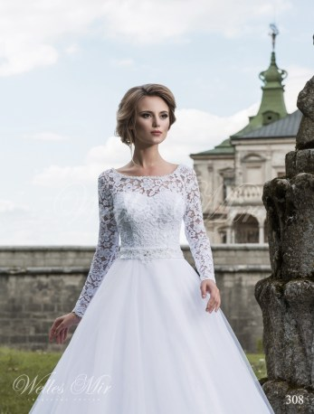 Свадебные платья Exquisite Collection 308-2
