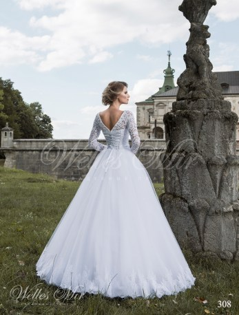 Свадебные платья Exquisite Collection 308-3