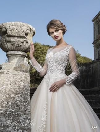 Свадебные платья Exquisite Collection 309-2