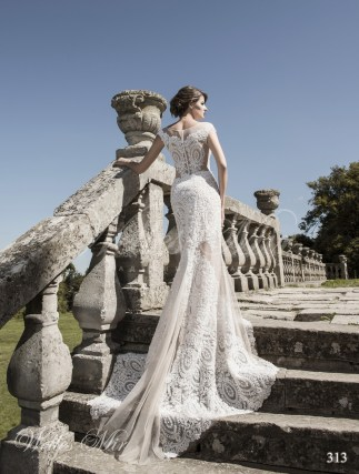 Rochii de mireasa Exquisite Collection 313-3