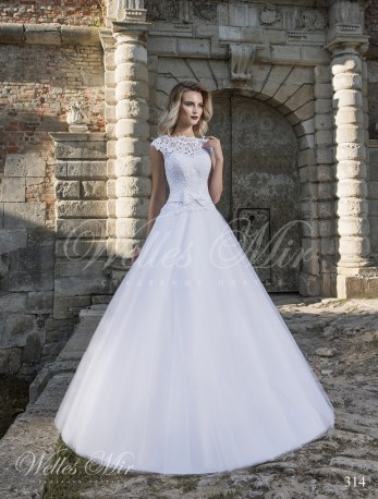 Свадебные платья Exquisite Collection 314-1