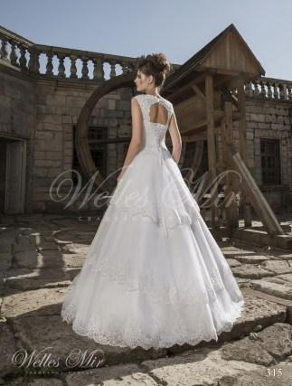 Свадебные платья Exquisite Collection 315-3