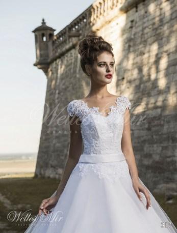 Свадебные платья Exquisite Collection 317-2
