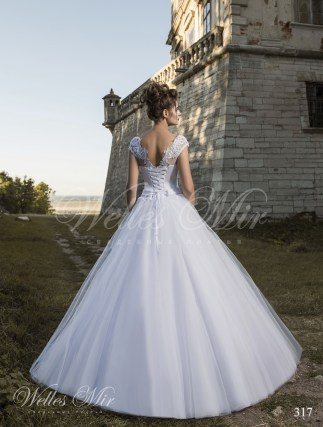 Свадебные платья Exquisite Collection 317-3