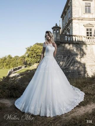 Свадебные платья Exquisite Collection 318-1
