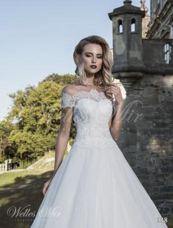 Свадебные платья Exquisite Collection 318-2