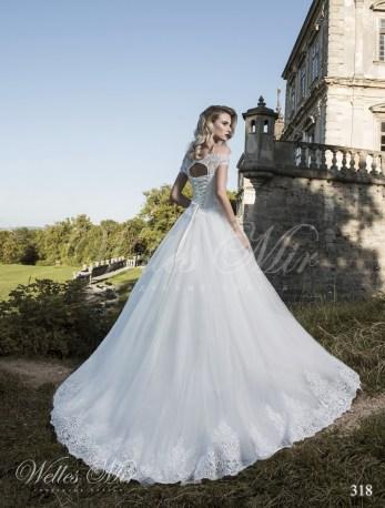 Свадебные платья Exquisite Collection 318-3