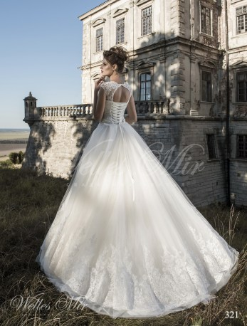 Свадебные платья Exquisite Collection 321-3