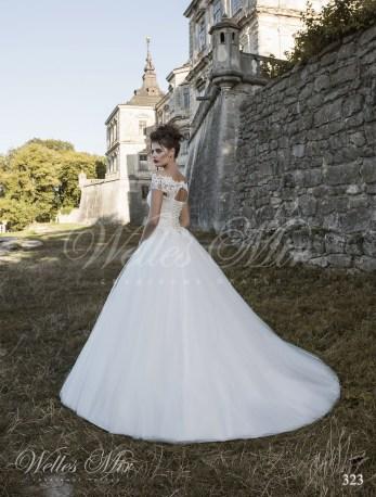 Свадебные платья Exquisite Collection 323-3
