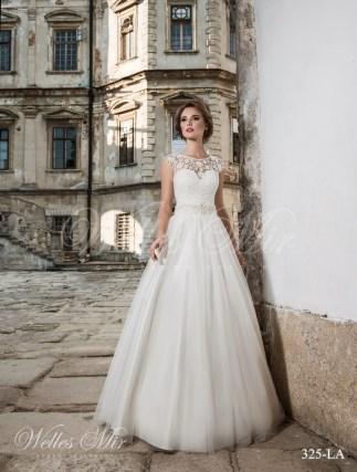 Свадебные платья Exquisite Collection 325-LA-1