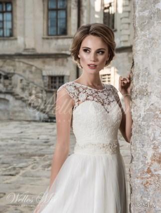 Свадебные платья Exquisite Collection 325-LA-2