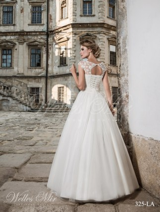 Свадебные платья Exquisite Collection 325-LA-3