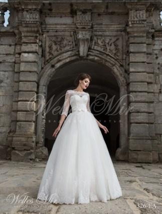 Свадебные платья Exquisite Collection 326-LA-1