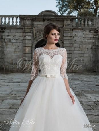 Свадебные платья Exquisite Collection 326-LA-2
