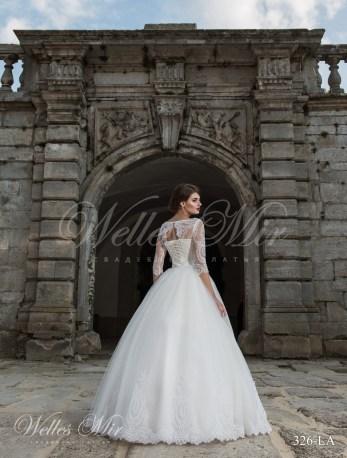 Свадебные платья Exquisite Collection 326-LA-3