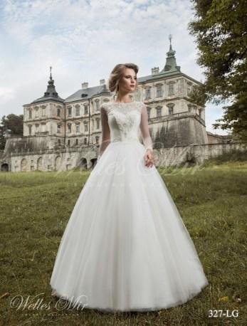 Свадебные платья Exquisite Collection 327-LG-1