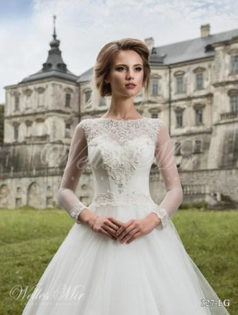 Свадебные платья Exquisite Collection 327-LG-2