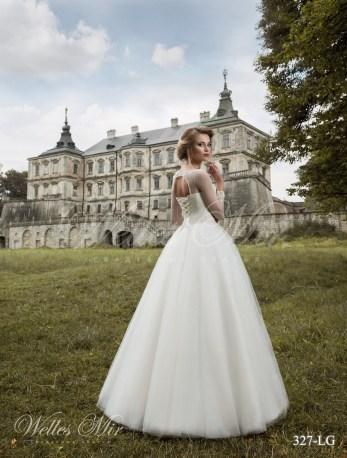 Свадебные платья Exquisite Collection 327-LG-3