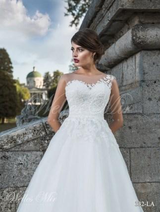 Свадебные платья Exquisite Collection 332-LA-2