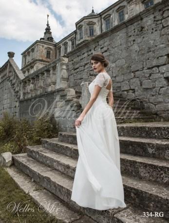 Свадебное платья в греческом стиле-2