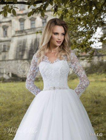 Свадебные платья Exquisite Collection 335-LG-2