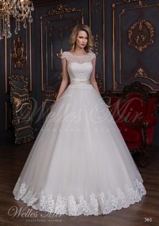 Свадебные платья Luxury collection 2017-2018 361-1