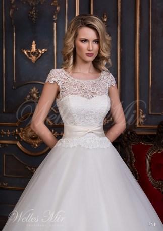 Свадебные платья Luxury collection 2017-2018 361-2