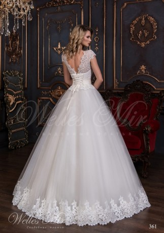 Свадебные платья Luxury collection 2017-2018 361-3