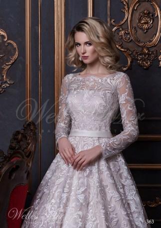 Свадебные платья Luxury collection 2017-2018 363-2