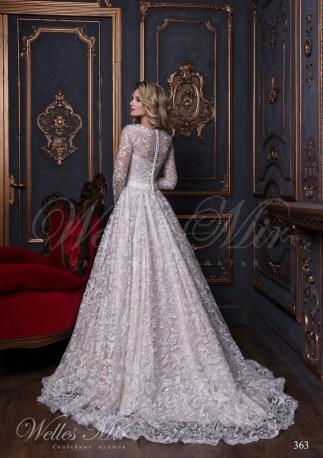 Свадебные платья Luxury collection 2017-2018 363-3