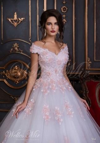 Свадебные платья Luxury collection 2017-2018 364-2