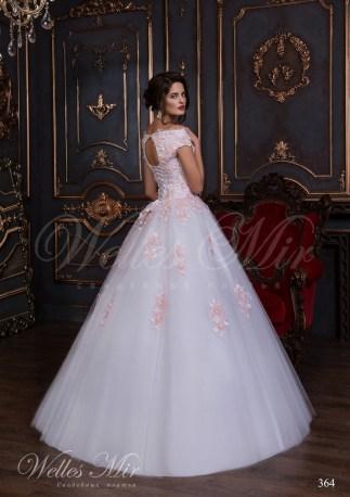 Свадебные платья Luxury collection 2017-2018 364-3