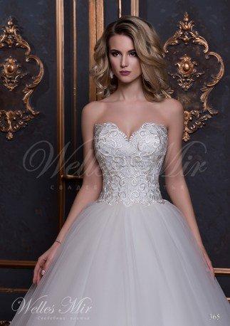 Свадебные платья Luxury collection 2017-2018 365-2